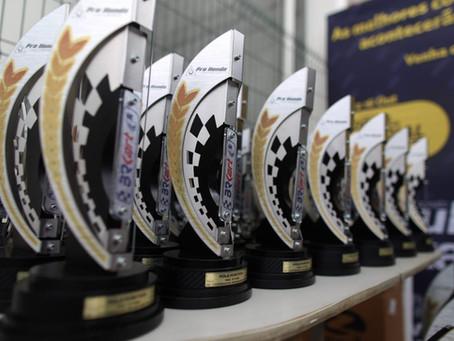 10 CATEGORIAS: confira os campeões da primeira fase do Brasileiro de Kart Pro Honda