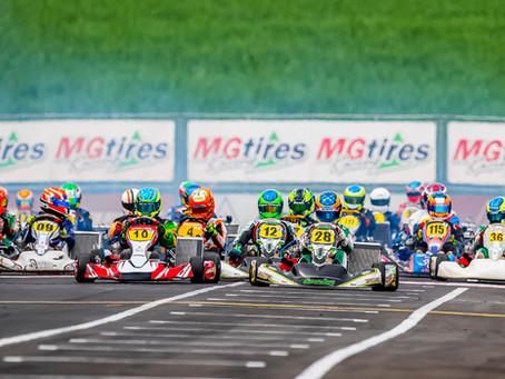 Finais da primeira fase do Brasileiro de Kart Pro Honda acontecem neste sábado (12), no Speed Park