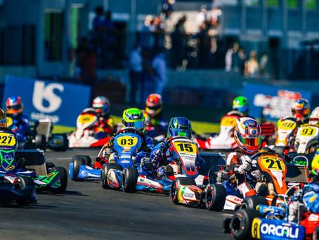 Campeonato Paulista de Kart 2021 contará com etapas em Birigui e São Paulo