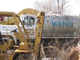 UT-611-Dead Water Truck