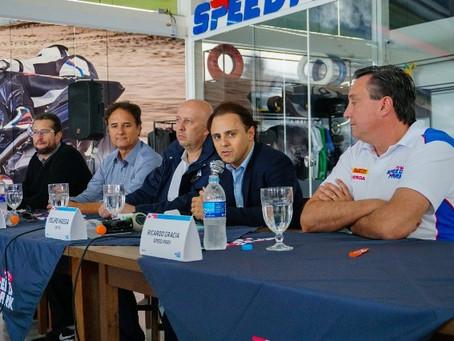 Felipe Massa e autoridades estarão em Birigui para anunciar o Paulista de Kart 2021