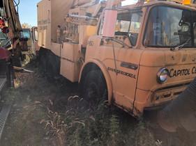 UT-060 Vacum Truck