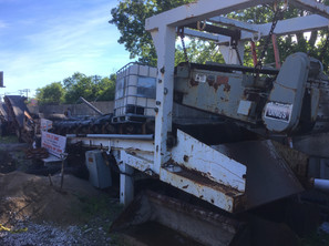 CONVEYOR 48 IN x 35 FT WITH MAGNET