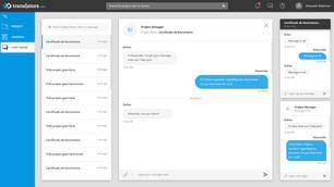 Translators: 'Client' Chat Room (UI)