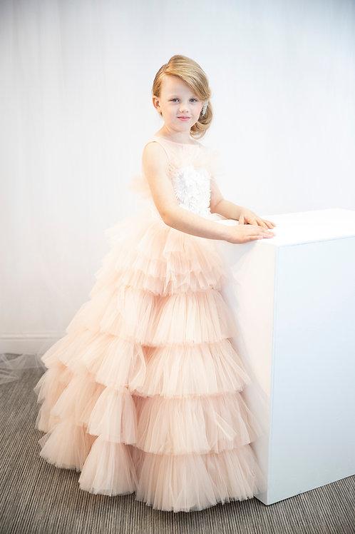 """Flowergirl dress """"Albertine"""""""