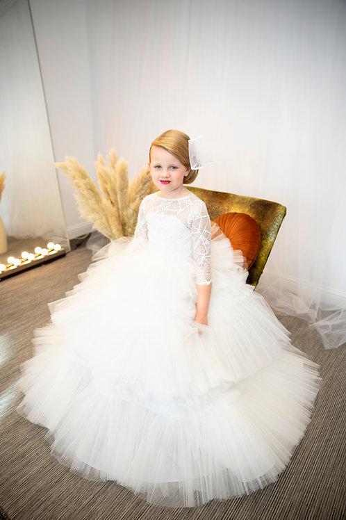 "Communion dress ""Victoria"""