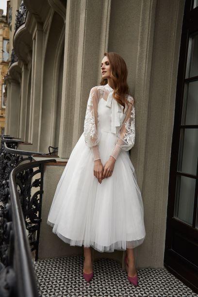 Wedding dress Nessa