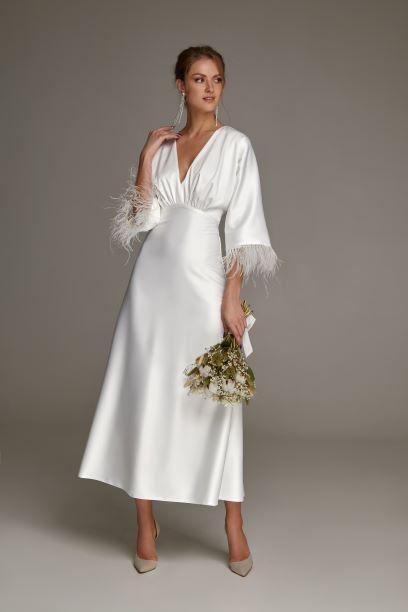 Wedding dress Paili