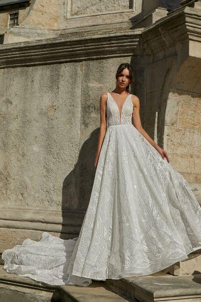 Wedding dress Ellen