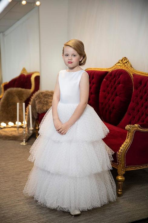 Communion dress Agnes