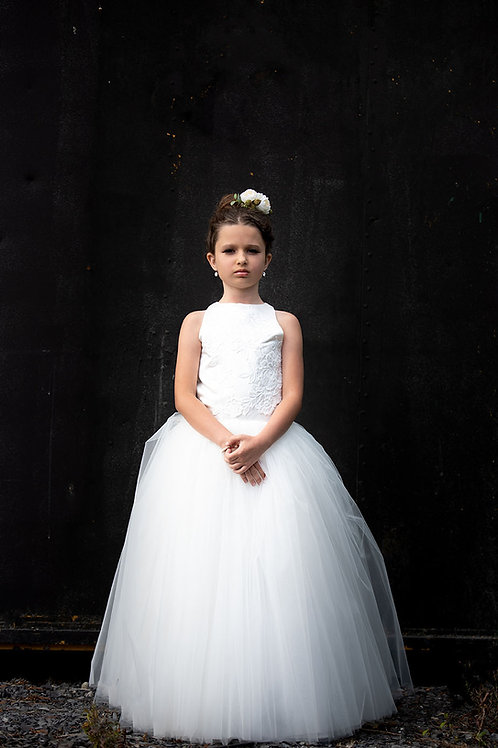 "Communion dress ""Anna"""
