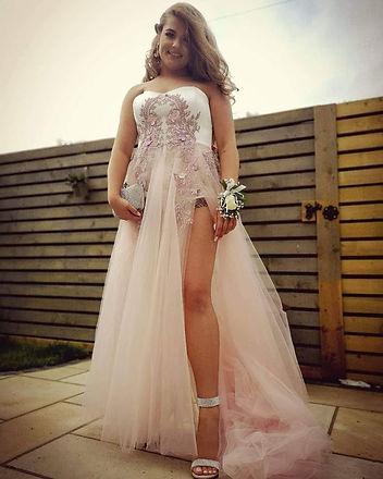 Debs dress