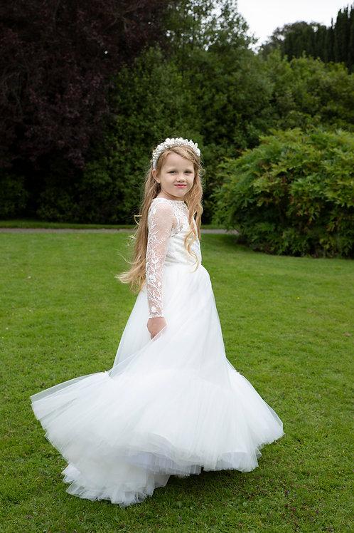 "Communion dress ""Kristine"""