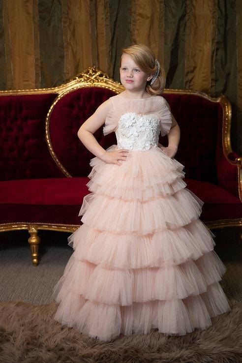 Flower girl dress Albertine