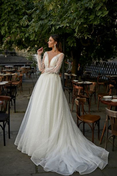 Wedding dress Leah