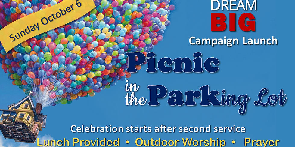 Picnic in the Park(ing) Lot