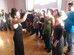 Sophias great singing workshops