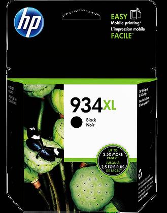HP 934XL שחור מקורי
