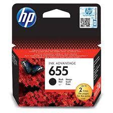 שחור מקורי HP 655