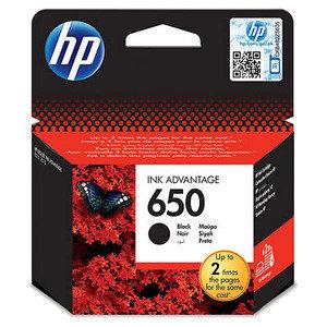 שחור מקורי HP 650