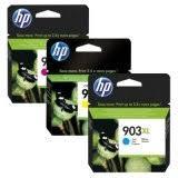 HP 903XL C/M/Y צבעוני מקורי