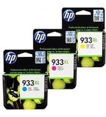 HP 933XL C/M/Y צבעוני מקורי