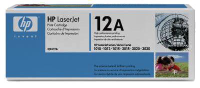 HP 2612A טונר חלופי