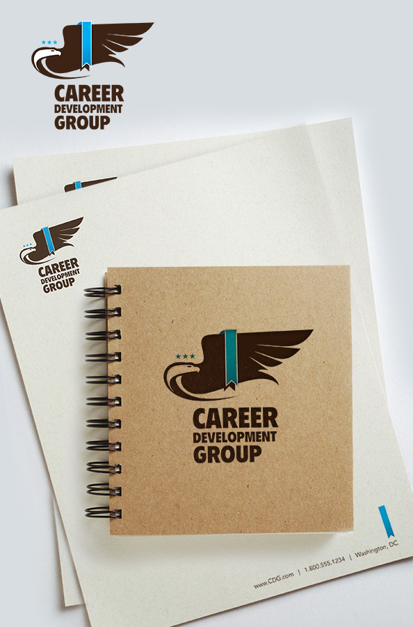 Career Development Group Branding