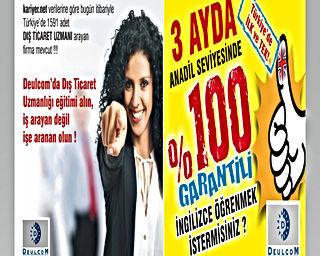 Adana En İyi İngilizce ve Dış Ticaret Kursu