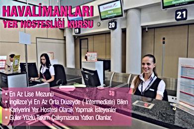 Adana Yer Hostesliği Kursu