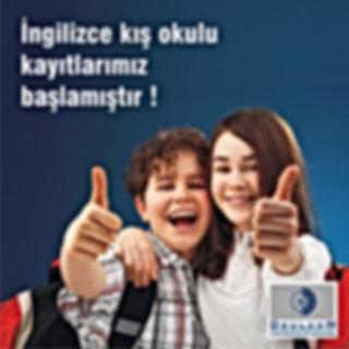 Adana Çocuklar İçin İngilizce - En İyi İngilizce Kursu