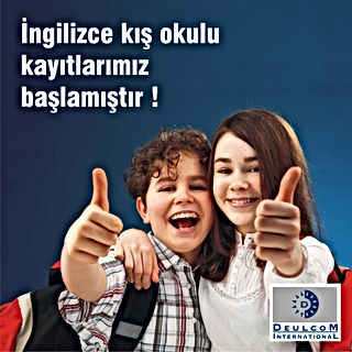 Adana Çocuklar İçin İngilizce Kursu