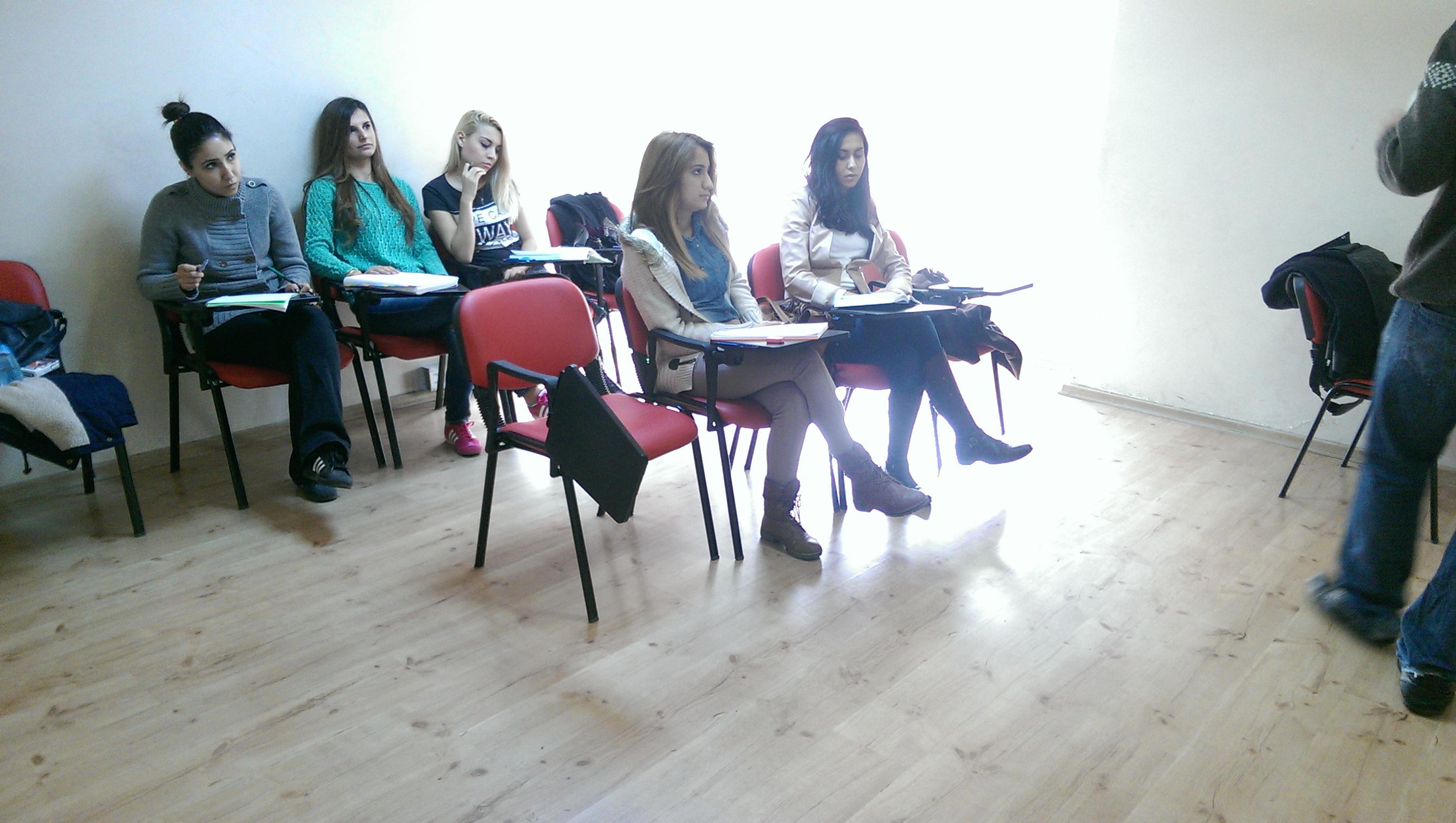 İngilizce Sınıfımız