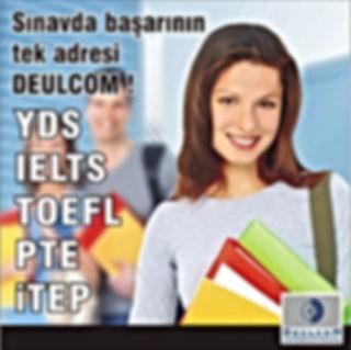Adana YDS - YÖKDİL - TOEFL - IELTS Kursu