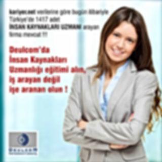 Adana İnsan Kaynakları Uzmanlık Kursu