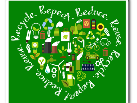 Reduce, Reuse, Recycle, Repeat