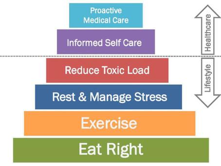 Live a Wellness Lifestyle