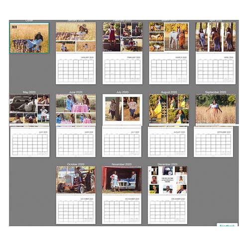 KSC 2020 Calendar