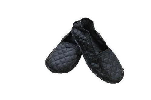 Тапочки мужские черные