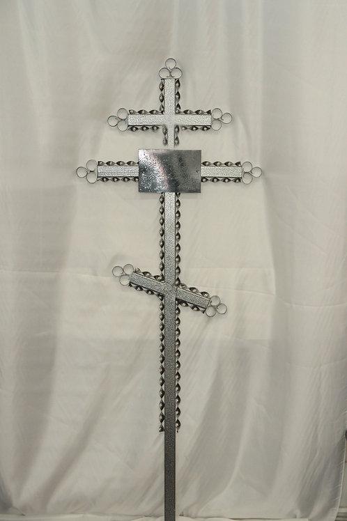 Крест  железный