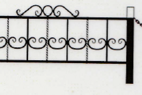 Оградка №12