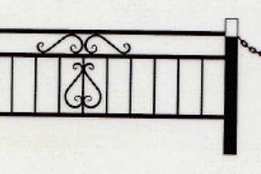 Оградка №14