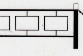 Оградка №1