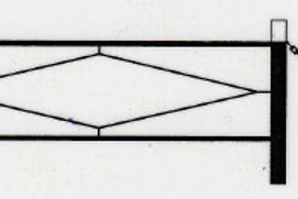 Оградка №3