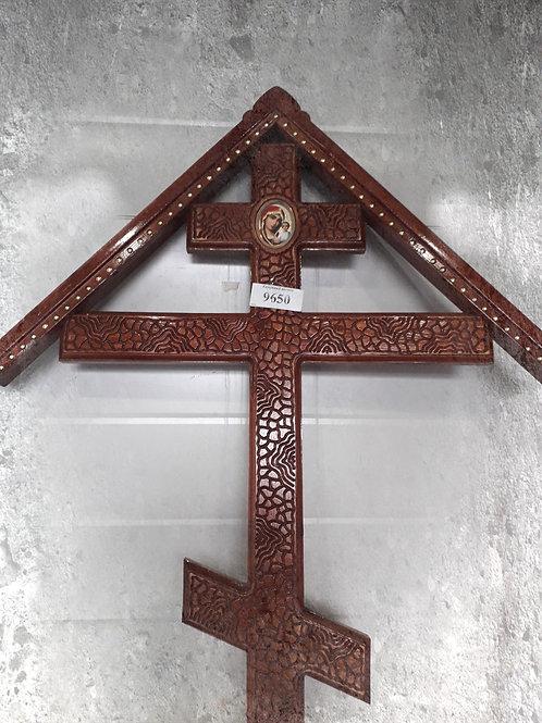 Крест киотка (лиственница)