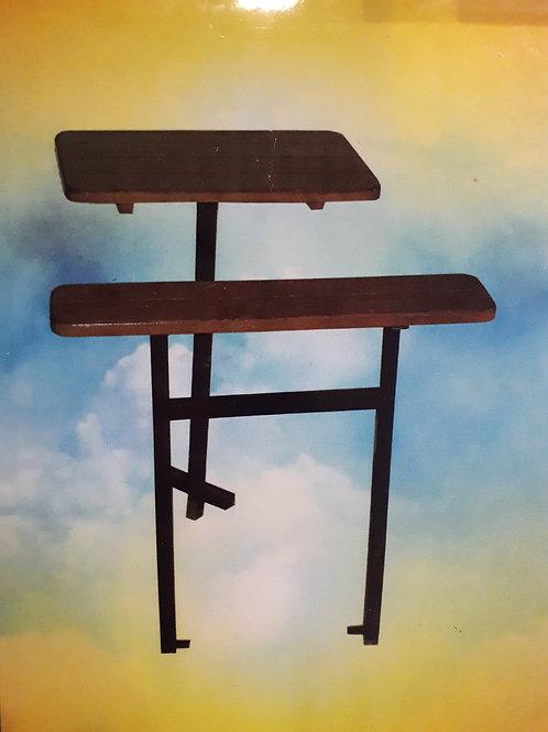 Лавка + стол с установкой