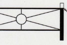 Оградка №4