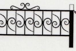 Оградка №11