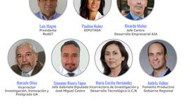 """Panel MeetUP """"Oportunidades y Desafíos de la Nueva Institucionalidad en Ciencia y Tecnología&qu"""