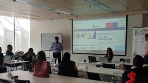 RedGT organiza visita a Chile de gestores tecnológicos de Colombia